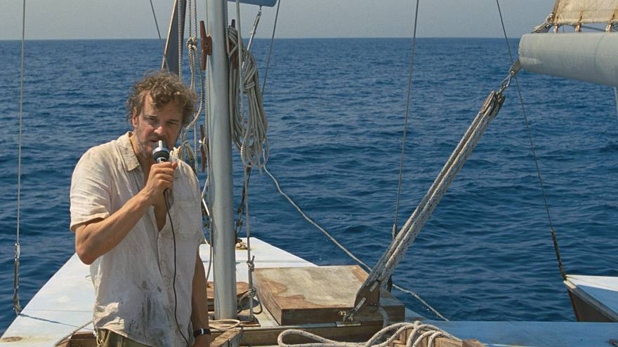 Look back: Golden Globe Race 1968