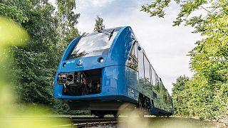 قطارات صديقة للبيئة تعمل بالهيدروجين تدخل الخدمة في ألمانيا