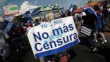 Νικαράγουα: Νέες διαδηλώσεις με έναν νεκρό