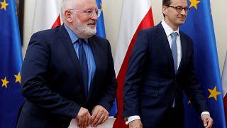 La Comisión Europea lleva a Polonia ante la Justicia