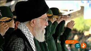 İran'ın dini lideri Hamaney Suudi Arabistan ve BAE'yi suçladı