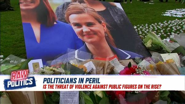 Raw Politics: are politicians at growing risk of physical violence?