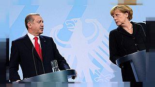 Der Spiegel: Merkel Erdoğan için verilecek yemeğe katılmıyor