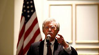 جان بولتون: ایران مسئول هدف قرار گرفتن هواپیمای روسیه در سوریه است