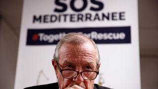 Panama, Italien, Frankreich: Rettungsschiff Aquarius zwischen den Fronten