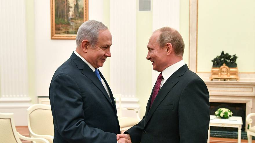 نتنياهو أبلغ بوتين بأن تزويد سوريا بنظام إس-300 سيؤجج المخاطر الإقليمية