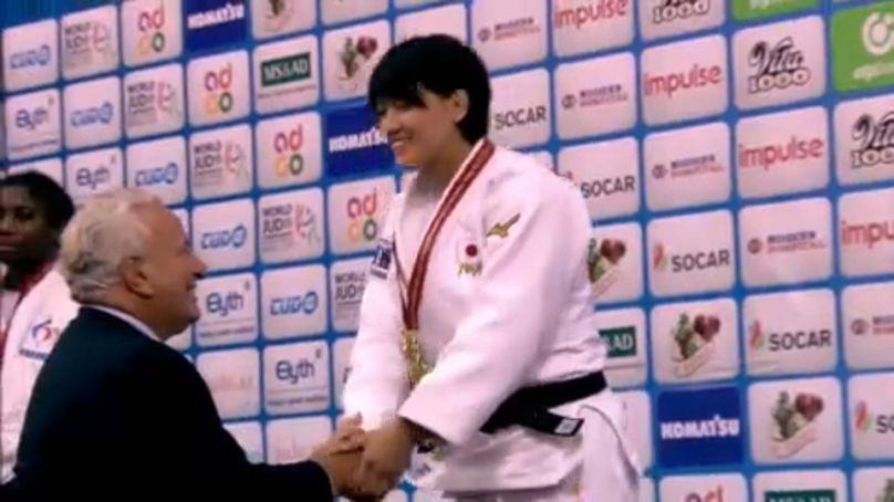 2018 World Judo Championships: Japan's Arai retains title