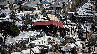 Λέσβος: 400 πρόσφυγες εγκατέλειψαν τη Μόρια