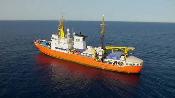 L'Aquarius veut accoster à Marseille