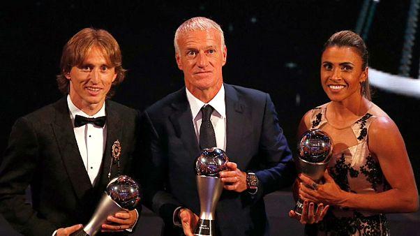 FIFA назвала лучших