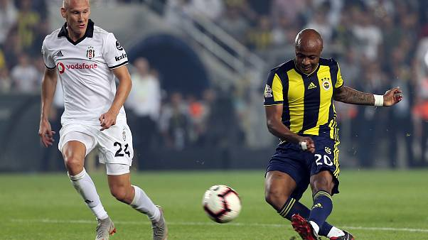 Derbide kazanan yok: Fenerbahçe: 1 -Beşiktaş:1