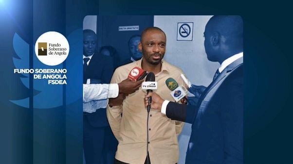 Angola : le fils de l'ancien président dos Santos incarcéré