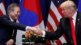 """ترامب يتحدّث عن إعلان """"قريب جداً"""" لقمة ثانية مع زعيم كوريا الشمالية"""