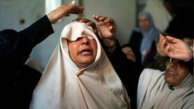 مقتل فلسطيني برصاص الجيش الإسرائيلي خلال احتجاجات بغزة
