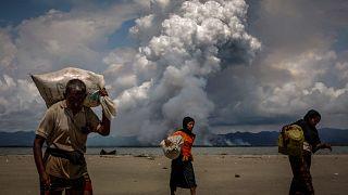 Bangladesh : des Rohingyas bientôt parqués sur une île déserte