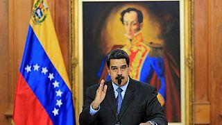 Maduro: Şili, Kolombiya ve Meksika beni öldürmek isteyenlere yardım etti