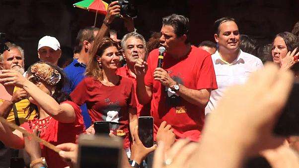 Fernando Haddad subiu 14 pontos percentuais nas últimas duas semanas
