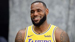 """""""Showtime"""" à Los Angeles avec LeBron James"""