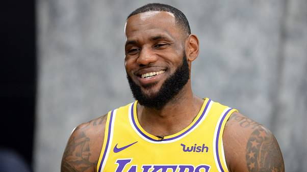 """Showtime"" à Los Angeles avec LeBron James"