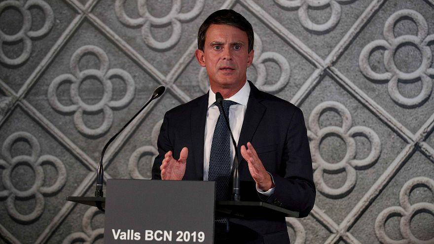 Manuel Valls sera candidat aux municipales à Barcelone