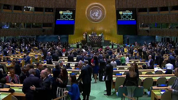 В Нью-Йорке открывается Генассамблея ООН