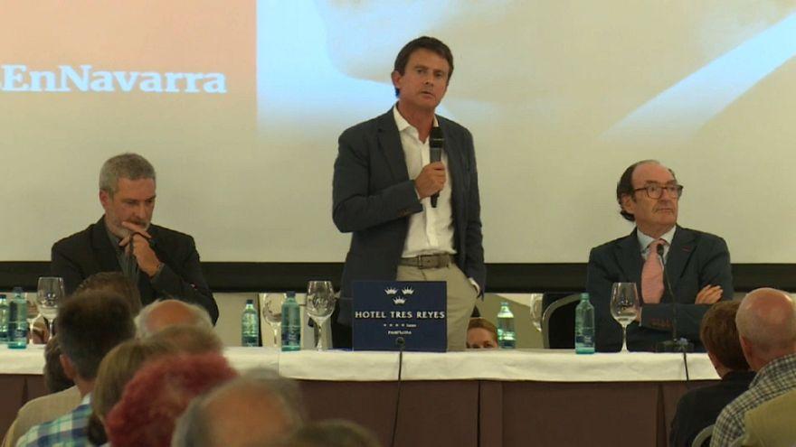 Spagna: Manuel Valls ufficializza la candidatura a sindaco di Barcellona