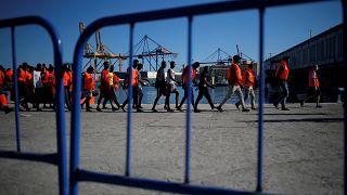 L'UE veut lancer un partenariat migratoire avec l'Egypte