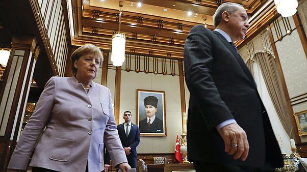 Erdoğan'ın Almanya ziyareti: İki ülkeyi bekleyen 5 zorluk