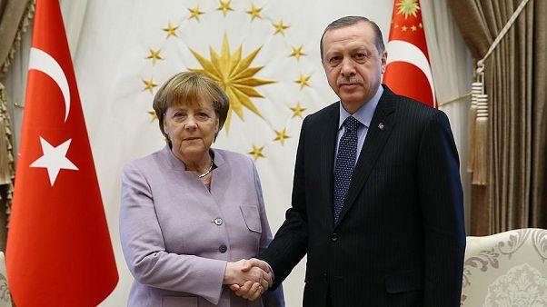'Otoriter', 'Nazi artığı' çıkışlarının ardından Erdoğan Berlin'de nasıl karşılanacak?