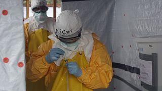 """""""Demokratik Kongo Cumhuriyeti'nde Ebola salgını daha tehlikeli boyutlara ulaşabilir"""""""