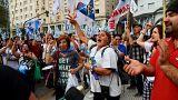Nem akarnak IMF-hitelt az argentinok