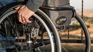 Paralysed patients are given hope to walk again with aid from implant