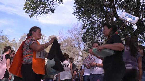 Argentinien: Tauschmärkte in der Krise beliebt