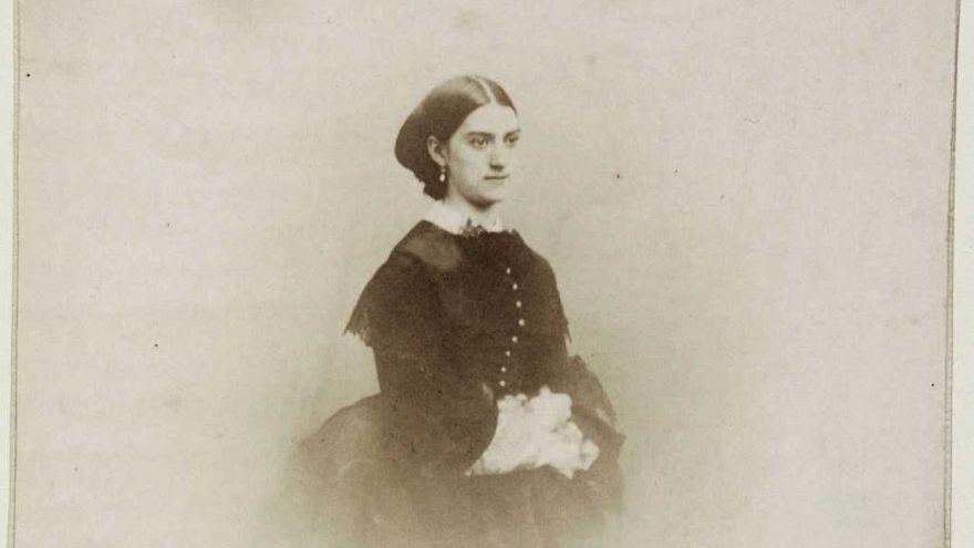 Sie stand Modell für das Vagina-Gemälde von Gustave Courbet