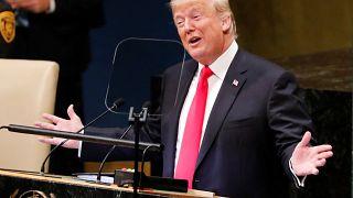 """Trump tacha a Irán de """"dictadura corrupta"""""""