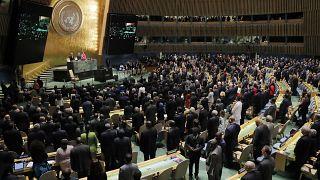 ترامب: مجلس حقوق الانسان بالأمم المتحدة يحمي منتهكي حقوق الانسان بينما ينتقد الولايات المتحدة