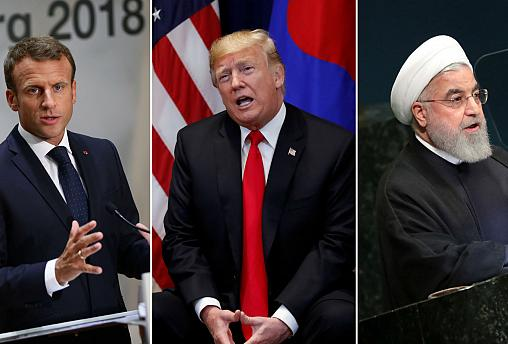 Live: Trump, Rouhani to address the UN