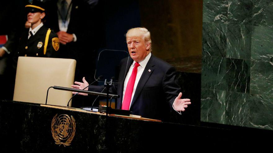 ترامپ: از همه کشورها می خواهیم ایران را منزوی کنند