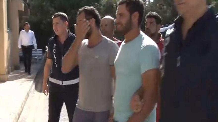 Παρατείνεται η κράτηση των ψαράδων του κυπριακού σκάφους