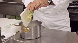 Le wasabi, révélateur de perfection