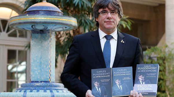 زعيم إقليم كتالونيا السابق كارلس بودجيمونت