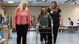 تحریک بخشهایی از نخاع توان راه رفتن را به معلولان حرکتی بازگرداند