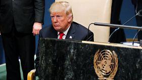 ترامب: إيران دكتاتورية فاسدة.. وزعمائها ينشرون الفوضى والموت والدمار
