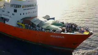 Málta engedi kikötni az Aquariust