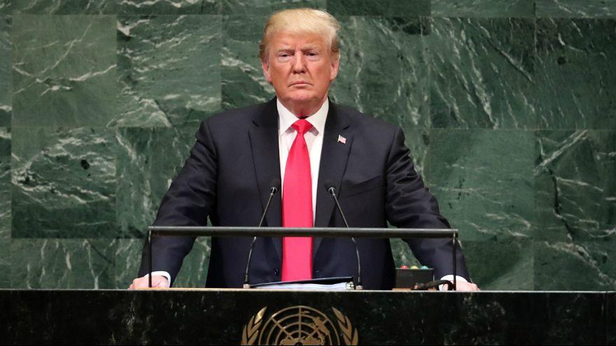 دونالد ترامپ در سخنرانی سالانه خود در سازمان ملل درباره ایران چه گفت؟