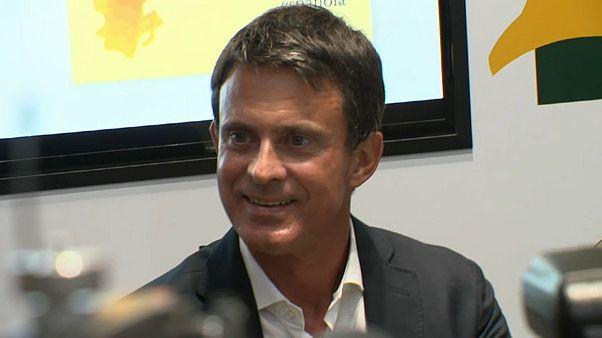 """Manuel Valls à Barcelone : """"Il est déconnecté des réalités locales"""""""