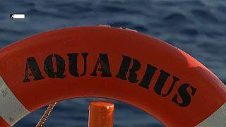"""Aquarius-Reeder: """"Italien droht Panama"""""""