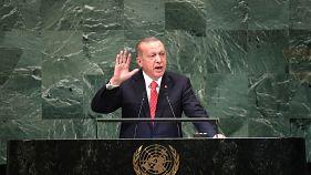 إردوغان: تركيا لا يمكن أن تبقى صامتة على استعمال العقوبات الاقتصادية كسلاح