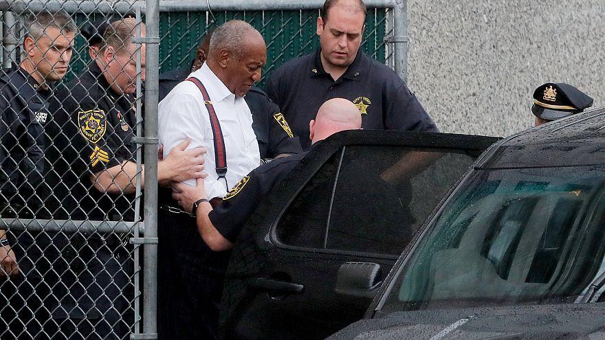 El actor Bill Cosby, condenado a entre tres y 10 años por agresión sexual