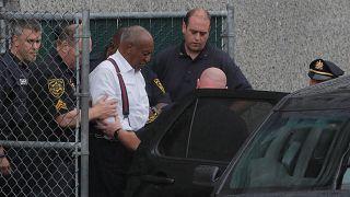 Börtön Bill Cosbynak a zaklatásért